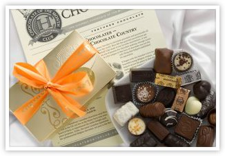 The Gourmet Chocolate of the Month Club